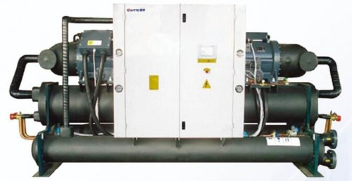 工业余热型水源热泵机组