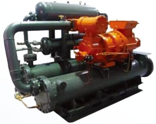 中高温水源热泵机组