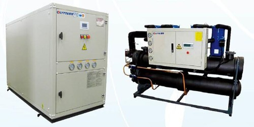 模块化水源热泵机组