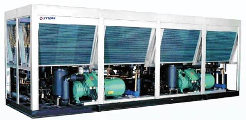 螺杆式空气源热泵机组