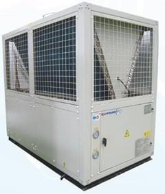 -25℃超低温空气源热泵机组