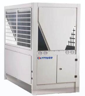 CO₂空气源热泵热水机组