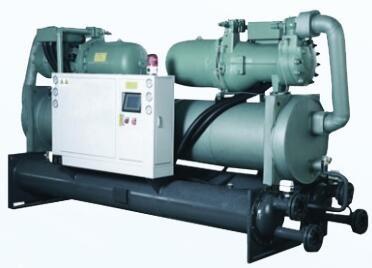 JZ工业冷水机组