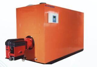 间接加热式燃气/油中央热水机组