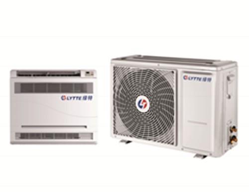 超低温空气源热泵热风机