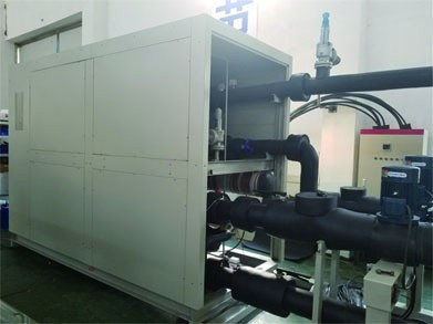 工业余热热泵蒸汽机组